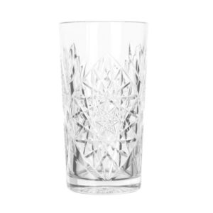 The Hobstar tumbler by Libbey.
