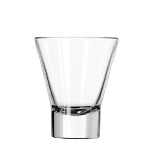 The V-series whiskey tumbler by Libbey.