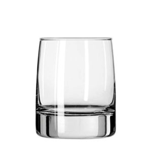 The Vibe whiskey glass by Libbey.