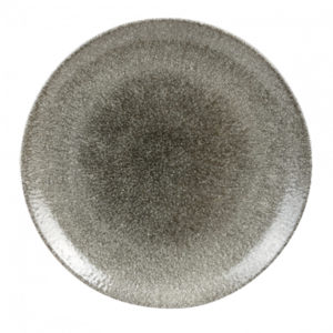 Churchill's coupe plate 288mm in Grey.