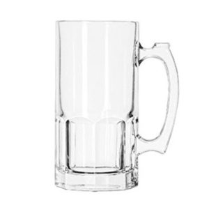The super beer mug by Libbey.