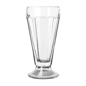 The milkshake glass by Libbey.