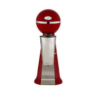 Summit's milkshake machine in red.
