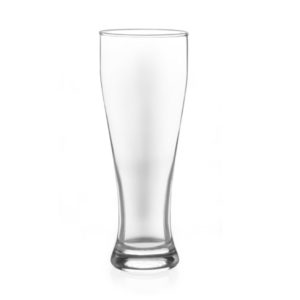 The Bavarian weizen beer glass.