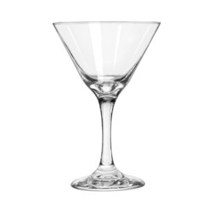 The Embassy martini glass by Libbey.