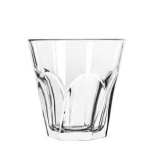 The Gibraltar twist drinking glass.