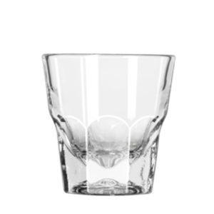 The Gibraltar whiskey glass by Libbey.