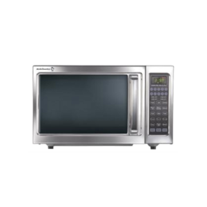 Menumaster's microwave oven.