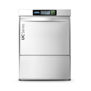 The UC series dishwasher by Winterhalter.