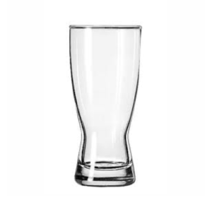 The flared pilsner glass.