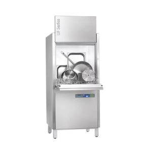 The medium size Winterhalter UF series utensil washer.