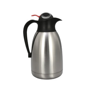 A 1.5L curved vacuum flask by Regent.
