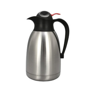 A curved vacuum flask by Regent.