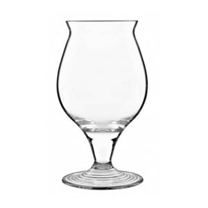 The Birrateque premium snifter glass.