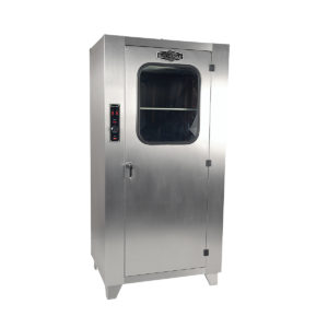 Stainless steel biltong cabinet by Butcherquip