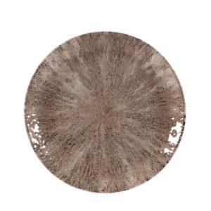 The striking Stone zircon brown coupe plate by Churchill.