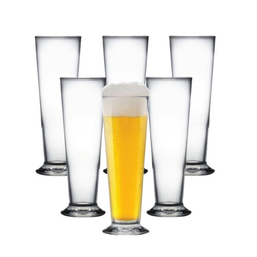 The six pack Bavaria Beer Glass.
