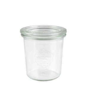 0.14 Litre Weck glass by APS.