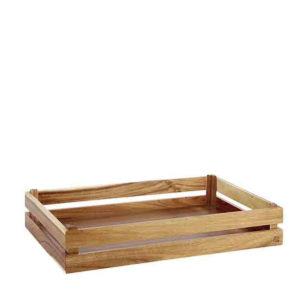APS' wooden reversible box.