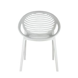 Bellini tig chair in white.