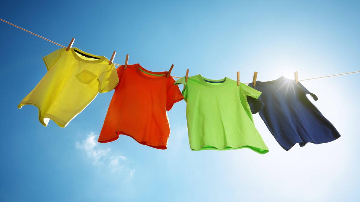 Washing and Laundry